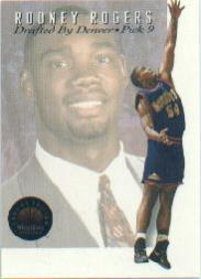 1993-94 SkyBox Premium Draft Picks #DP9 Rodney Rogers