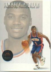 1993-94 SkyBox Premium Draft Picks #DP10 Lindsey Hunter