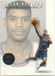 1993-94 SkyBox Premium Draft Picks #DP11 Allan Houston