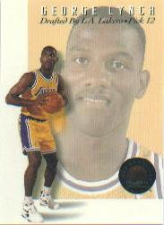 1993-94 SkyBox Premium Draft Picks #DP12 George Lynch