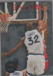 1993-94 SkyBox Premium Shaq Talk #8 Shaq Talk