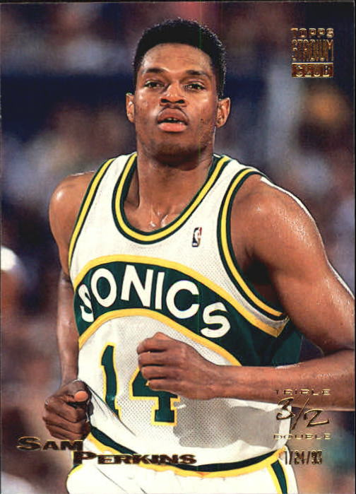 1993-94 Stadium Club #11 Sam Perkins TD