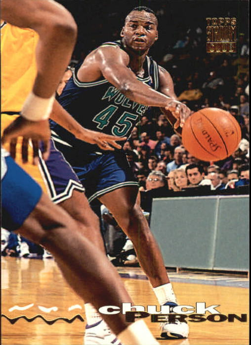 1993-94 Stadium Club #40 Chuck Person