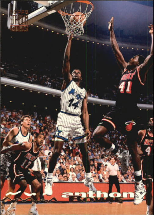 1993-94 Stadium Club #42 Anthony Bowie