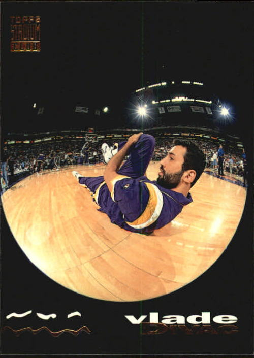 1993-94 Stadium Club #50 Vlade Divac