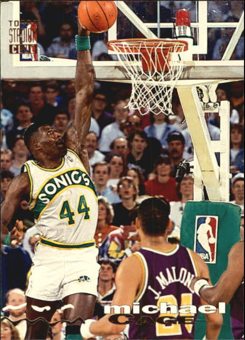 1993-94 Stadium Club #85 Michael Cage