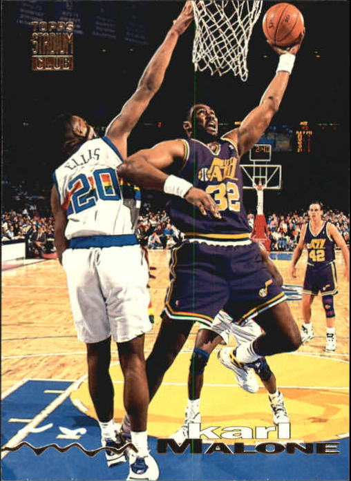 1993-94 Stadium Club #125 Karl Malone