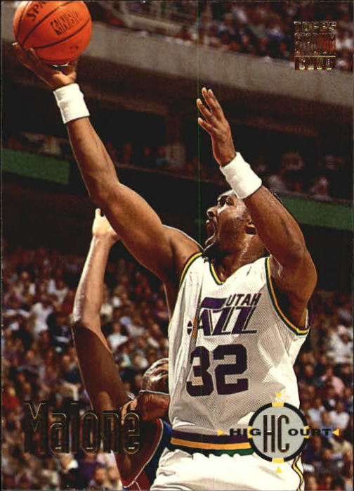 1993-94 Stadium Club #174 Karl Malone HC