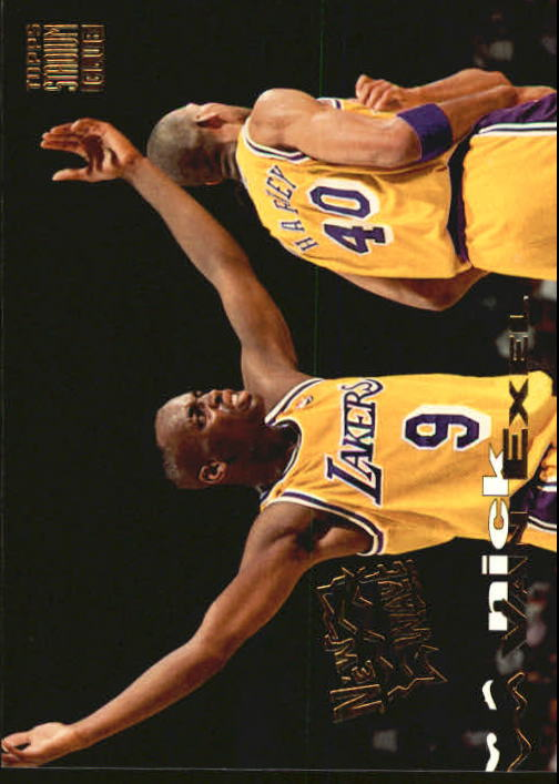 1993-94 Stadium Club #273 Nick Van Exel NW