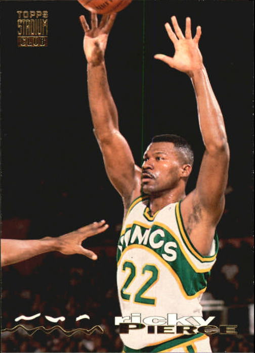 1993-94 Stadium Club #278 Ricky Pierce