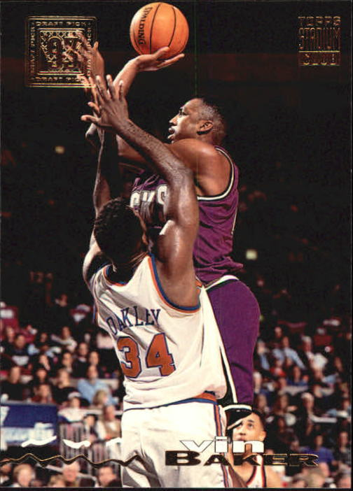 1993-94 Stadium Club #307 Vin Baker RC