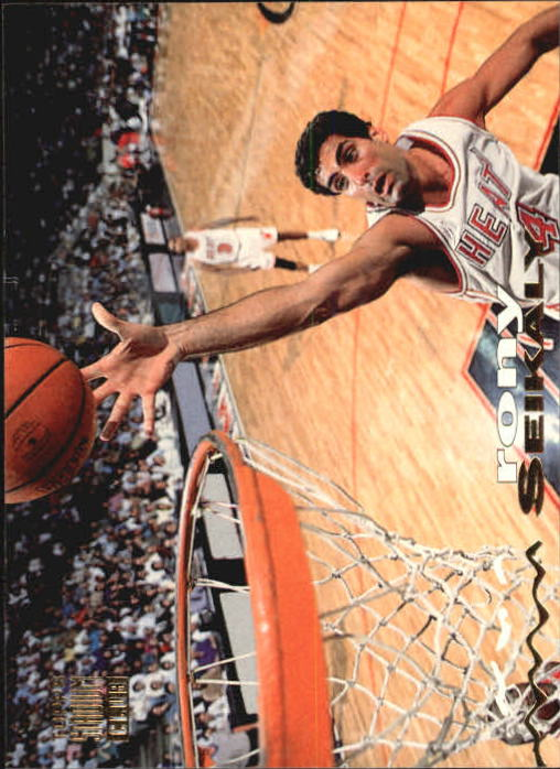 1993-94 Stadium Club #319 Rony Seikaly