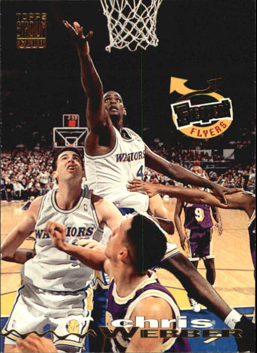 1993-94 Stadium Club #352 Chris Webber FF
