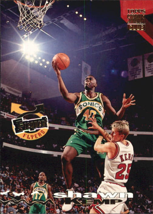 1993-94 Stadium Club #355 Shawn Kemp FF