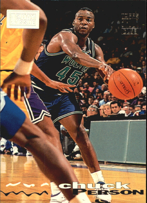 1993-94 Stadium Club First Day Issue #40 Chuck Person
