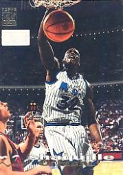 1993-94 Stadium Club First Day Issue #100 Shaquille O'Neal
