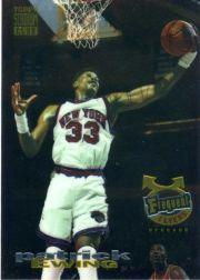 1993-94 Stadium Club Frequent Flyer Upgrades #189 Patrick Ewing