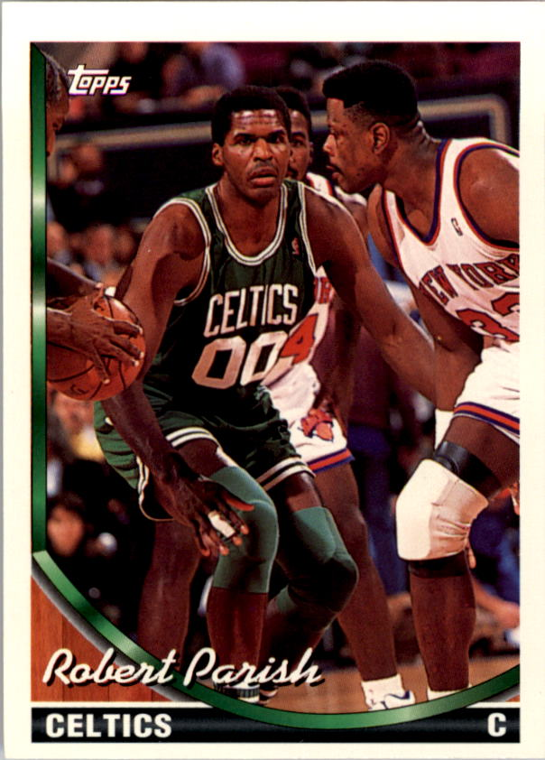 1993-94 Topps #142 Robert Parish