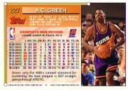 1993-94 Topps #227 A.C. Green