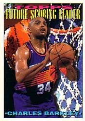 1993-94 Topps #393 Charles Barkley FSL
