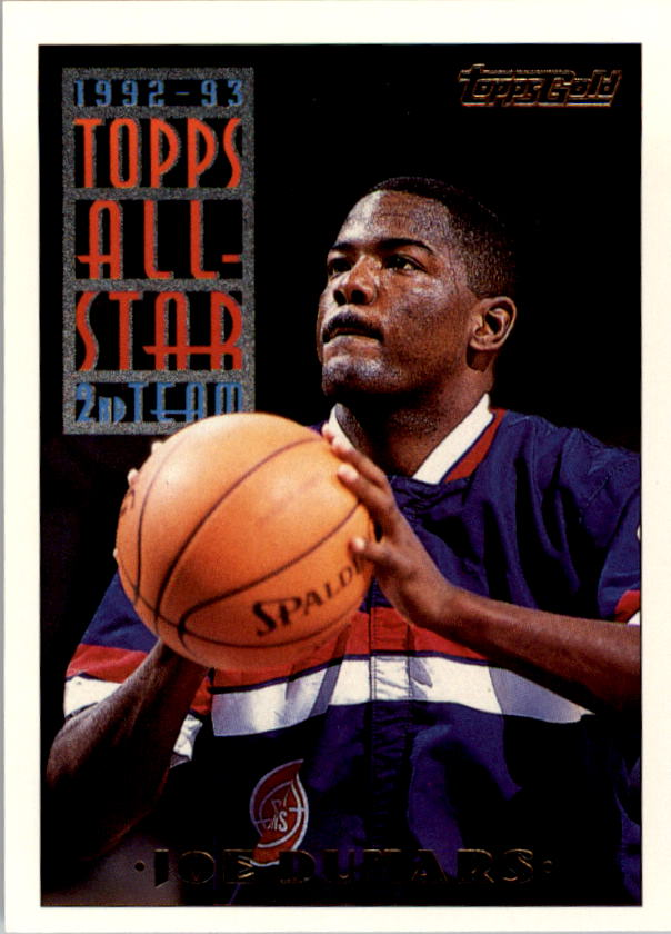 1993-94 Topps Gold #115G Joe Dumars AS