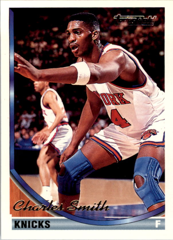 1993-94 Topps Gold #144G Charles Smith