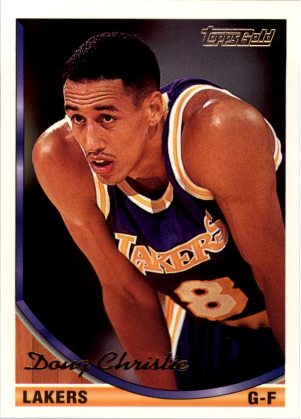1993-94 Topps Gold #212G Doug Christie