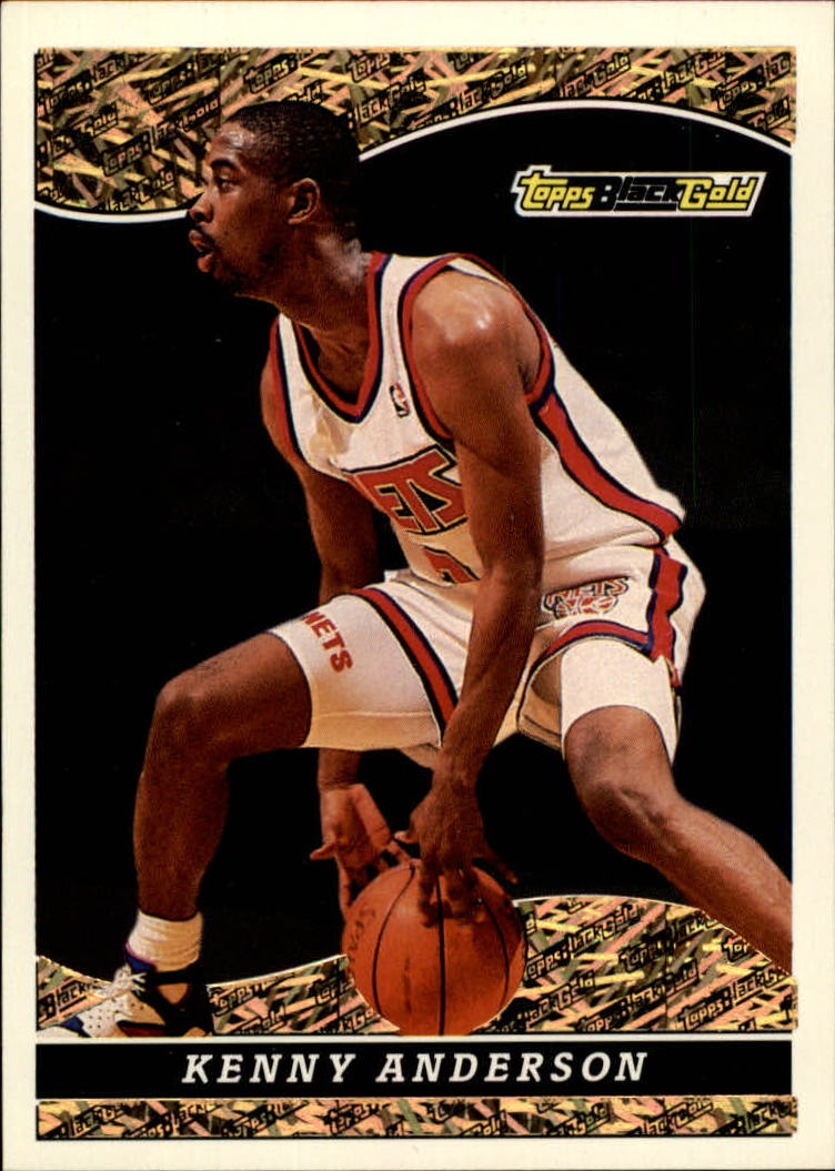 1993-94 Topps Black Gold #3 Kenny Anderson