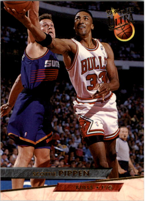 1993-94 Ultra #34 Scottie Pippen