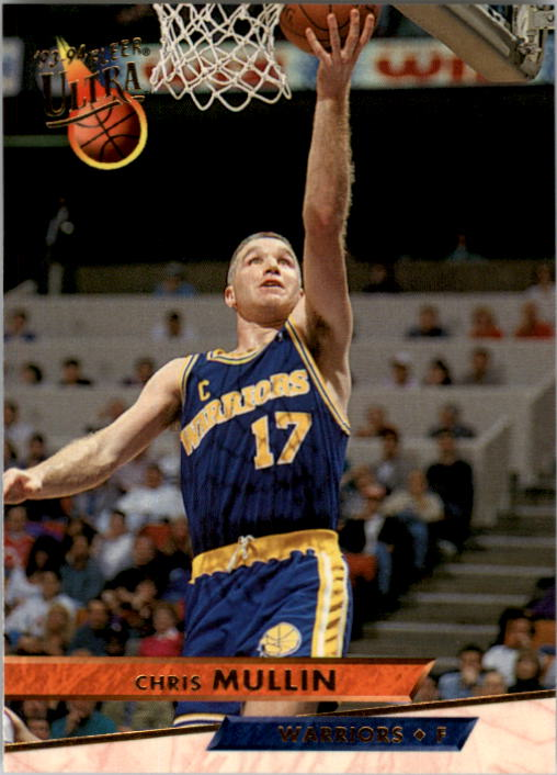 1993-94 Ultra #68 Chris Mullin