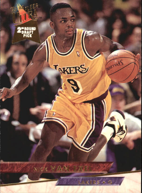 1993-94 Ultra #278 Nick Van Exel RC