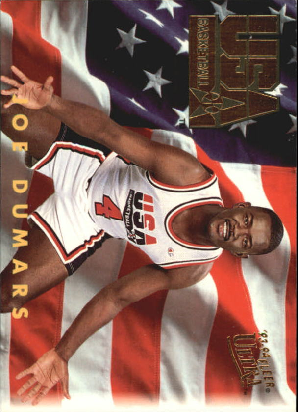 1993-94 Ultra #362 Joe Dumars USA