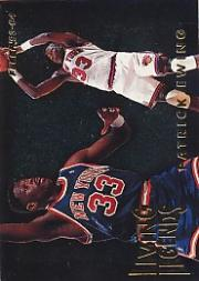 1993-94 Fleer Living Legends #3 Patrick Ewing