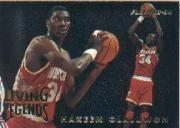 1993-94 Fleer Living Legends #5 Hakeem Olajuwon