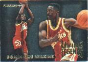 1993-94 Fleer Living Legends #6 Dominique Wilkins