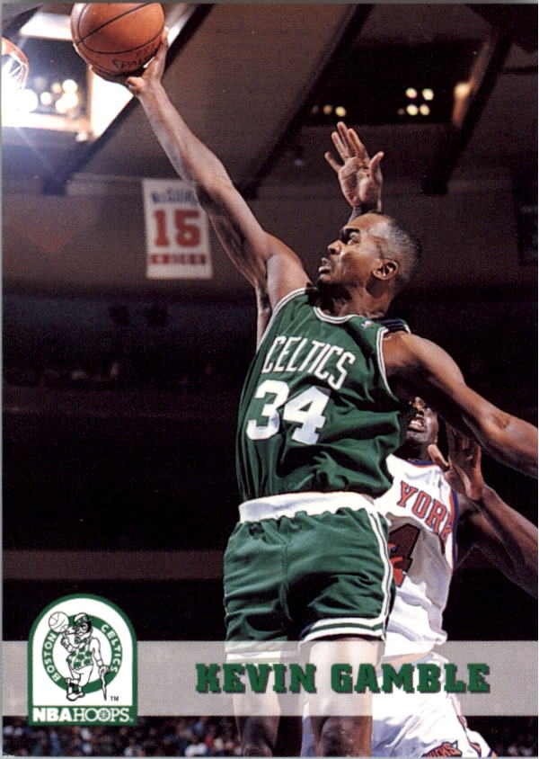1993-94 Hoops #13 Kevin Gamble