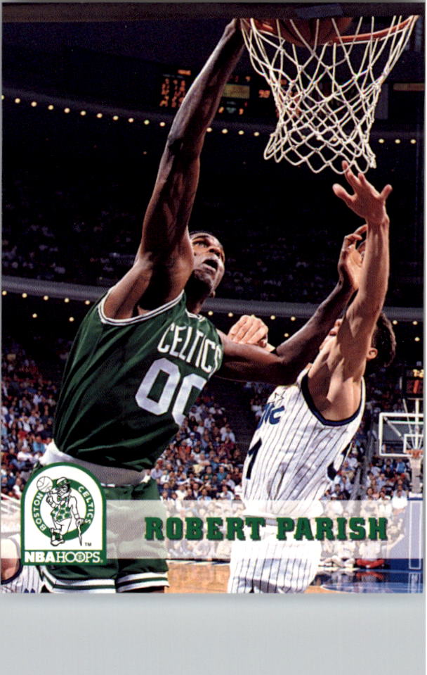 1993-94 Hoops #16 Robert Parish