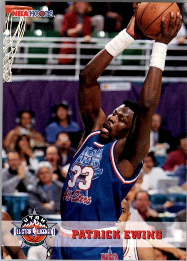 1993-94 Hoops #265 Patrick Ewing AS