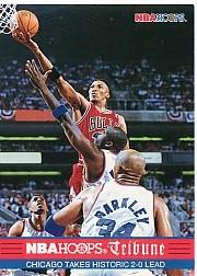 1993-94 Hoops #293 Scottie Pippen TRIB