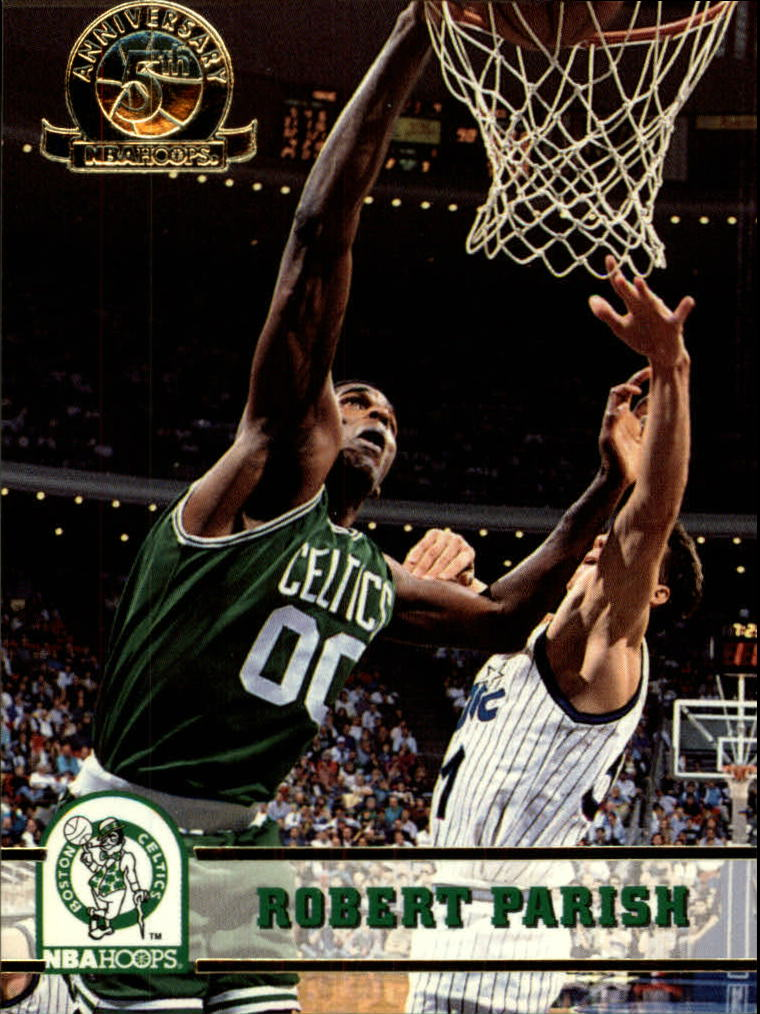 1993-94 Hoops Fifth Anniversary Gold #16 Robert Parish