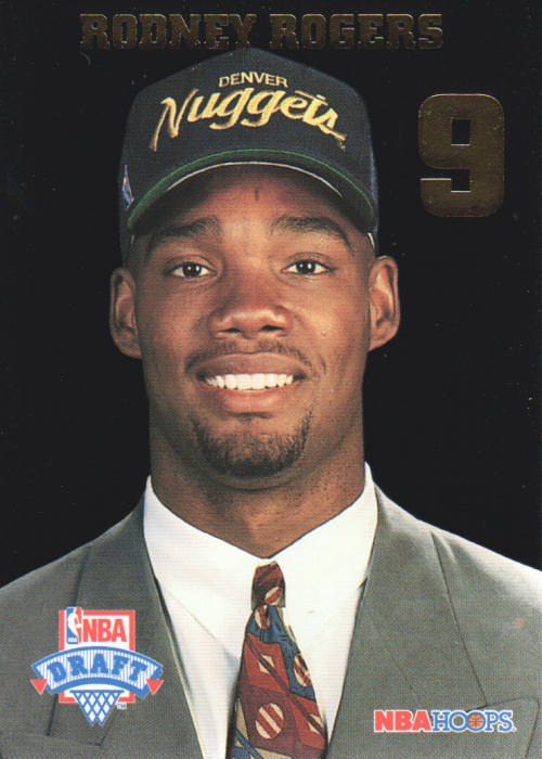1993-94 Hoops Draft Redemption #LP9 Rodney Rogers