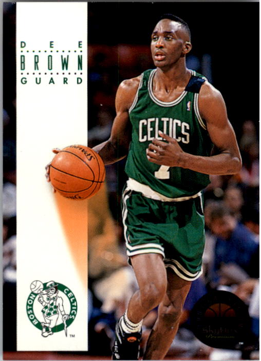 1993-94 SkyBox Premium #30 Dee Brown