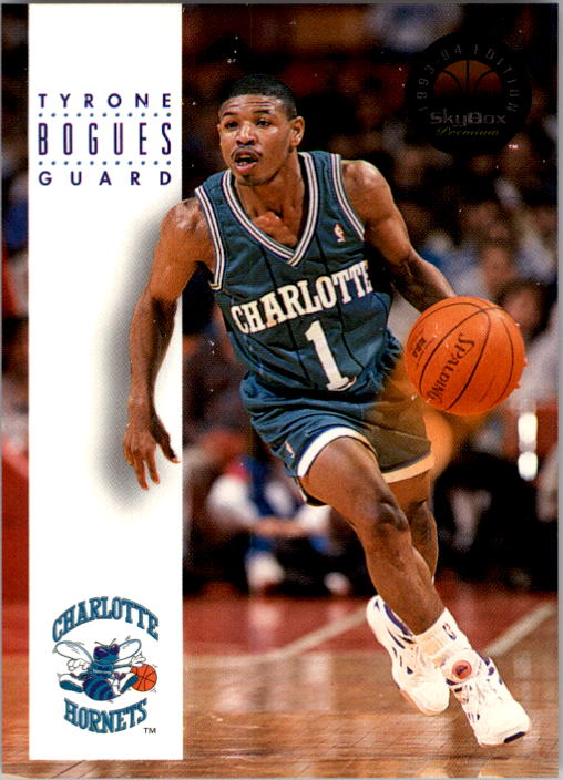 1993-94 SkyBox Premium #35 Robert Parish