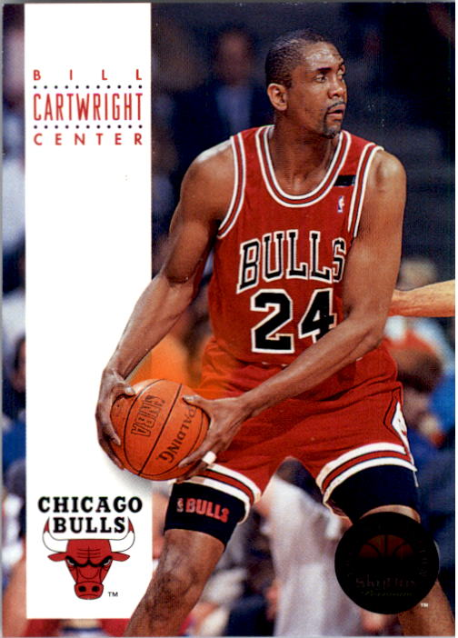 1993-94 SkyBox Premium #43 Bill Cartwright