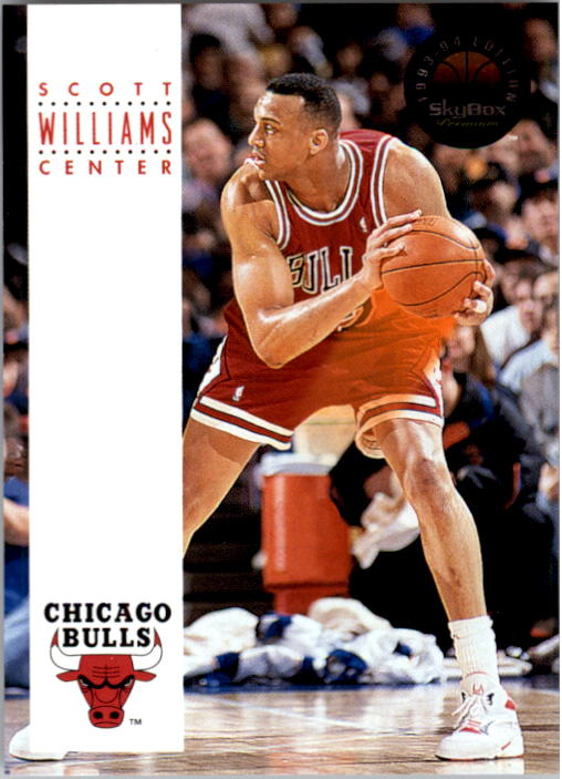 1993-94 SkyBox Premium #48 Scott Williams