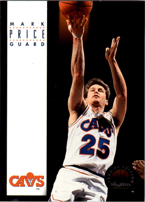 1993-94 SkyBox Premium #52 Mark Price
