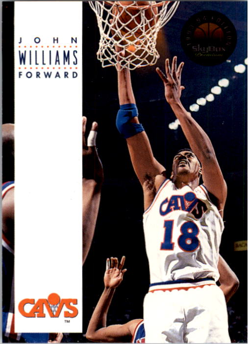 1993-94 SkyBox Premium #54 John Williams