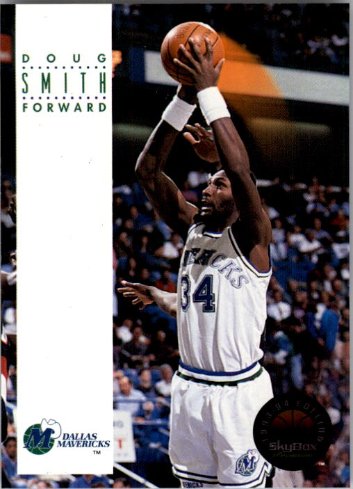 1993-94 SkyBox Premium #59 Doug Smith