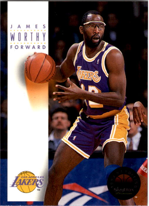 1993-94 SkyBox Premium #101 James Worthy