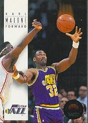 1993-94 SkyBox Premium #178 Karl Malone